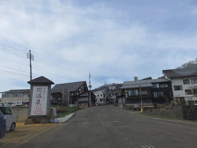 4 関温泉スキー場