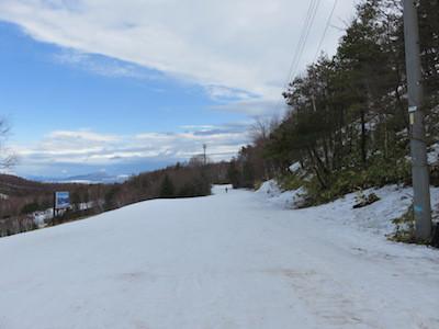 8スノーボード峰の原