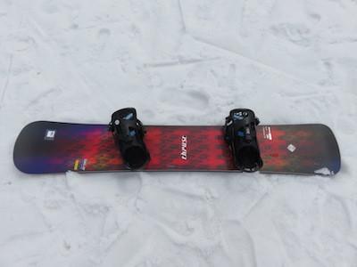 2 スノーボードTHRUST ® SLR