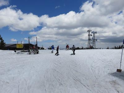 22横手山渋峠スキー場