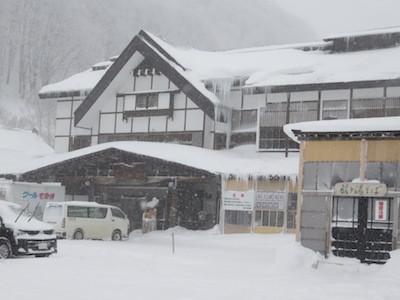 スノーボード八甲田