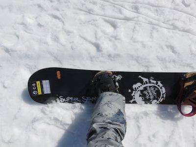 3Noah Snowboarding Japan SUPERSPARK 157