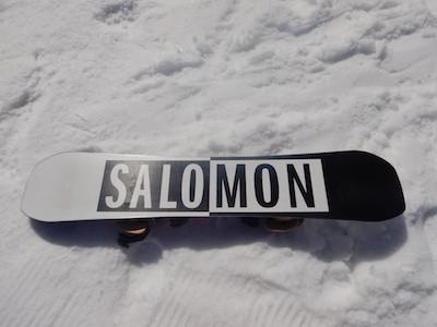 3SALOMON HUCK KNIFE