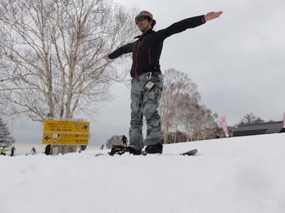 野沢温泉スキー場【試乗会】1