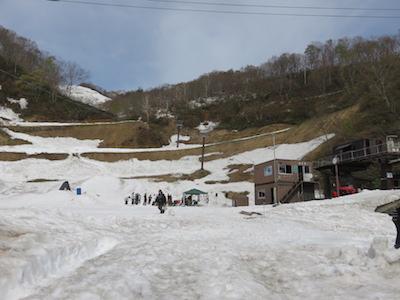 9 関温泉スキー場