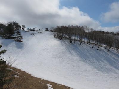 12スノーボード峰の原