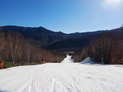 20焼額山スキー場