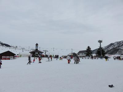 岩原スキー場4