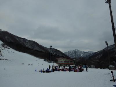 25大穴スキー場