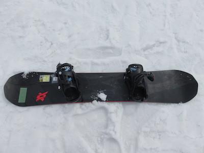 2スノーボードVOLKL SQUAD PRIME