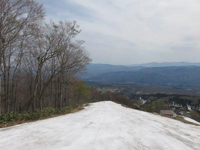 15 関温泉スキー場