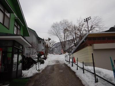 8大穴スキー場