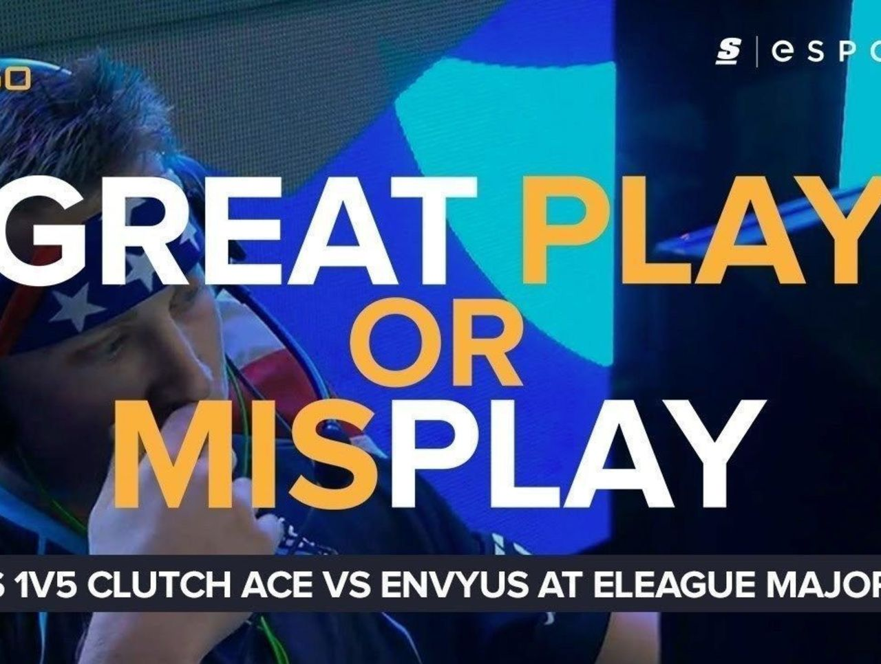 Great Play Or Misplay Jdms 1v5 Clutch Ace Vs EnVyUs At