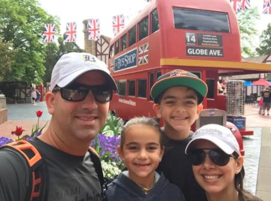 Busch gardens williamsburg review family