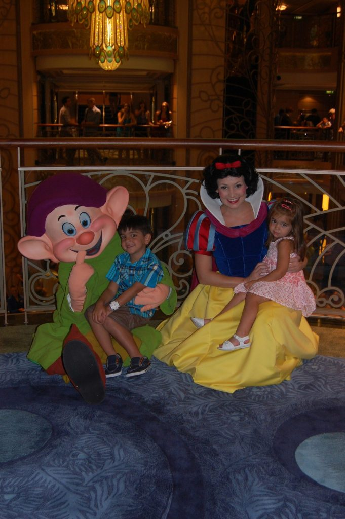 Disney cruise kids 1