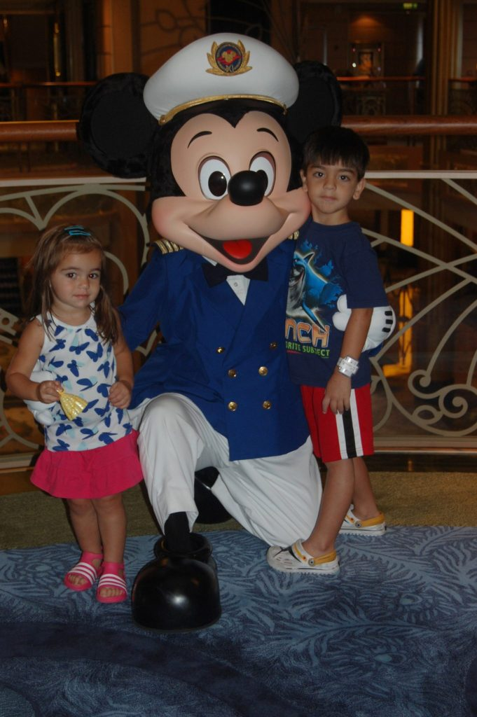 kids mickey dcl