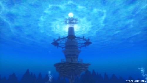 天水の聖塔