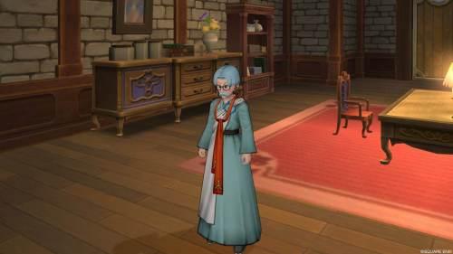 ドラクエ10 Ver4.1 サブストーリー ある女医の秘密