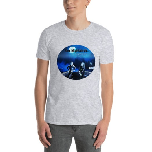 The Nightbirds I Don't Like It themed Gildan 64000 Unisex Softstyle T-Shirt with Tear Away Label