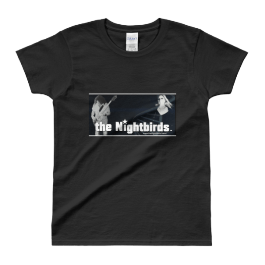 the Nightbirds Ladies' T-shirt Skully, Robin DNA, Multiple Colors Available