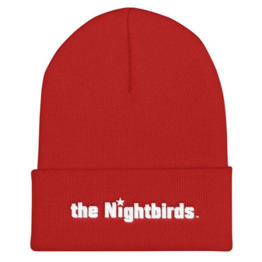 Cuffed Beanie Unisex Cap with the Nightbirds Logo