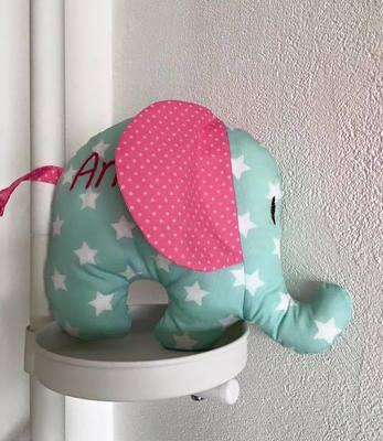Raschel Elefant Bruno
