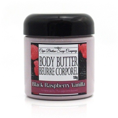 Body Butter - Black Raspberry Vanilla