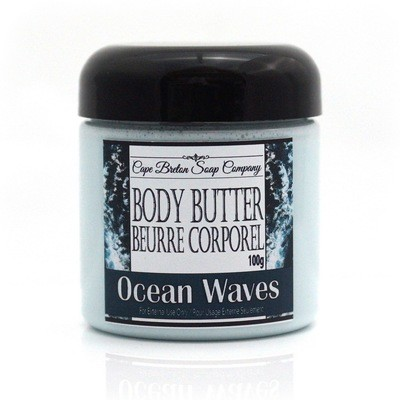 Body Butter - Ocean Waves