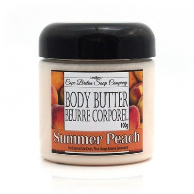 Body Butter - Summer Peach