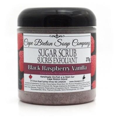 Sugar Scrub - Black Raspberry Vanilla