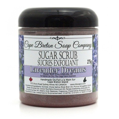 Sugar Scrub - Lavender Dreams