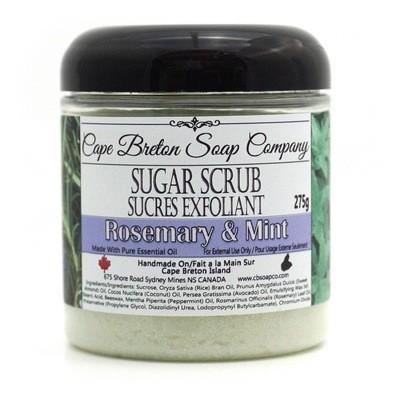 Sugar Scrub - Rosemary & Mint