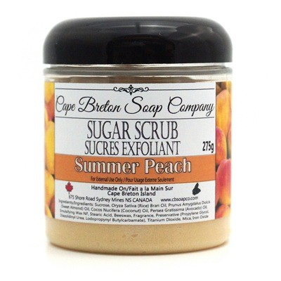 Sugar Scrub - Summer Peach