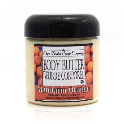 Body Butter - Mandarin Orange