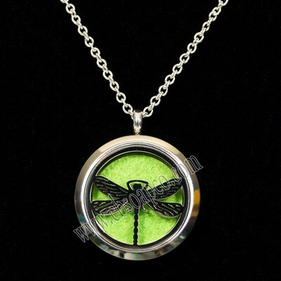 Scent Locket - Dragonfly