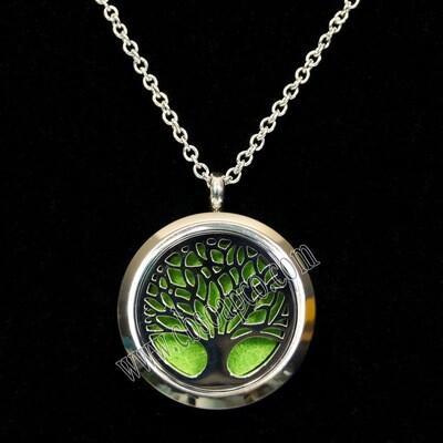 Scent Locket - Tree Of Life