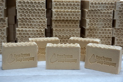 Luxury Soap - Honey Almond Goat's Milk