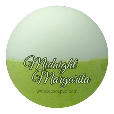 Bath Bomb - Midnight Margarita
