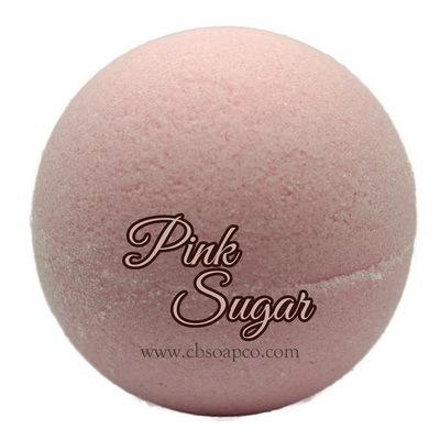 Bath Bomb - Pink Sugar