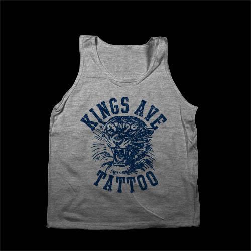 KA Tiger Tank: Heather Gray 00030