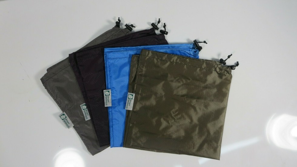 Stuff Sacks RTS (double ended)