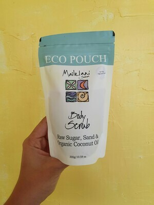 For Men (Polynesian Scent) - Body Scrub - 300gr