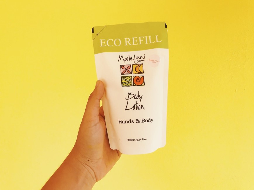 Pure and Simple- Eco Refill Pouc 300ml Lotion