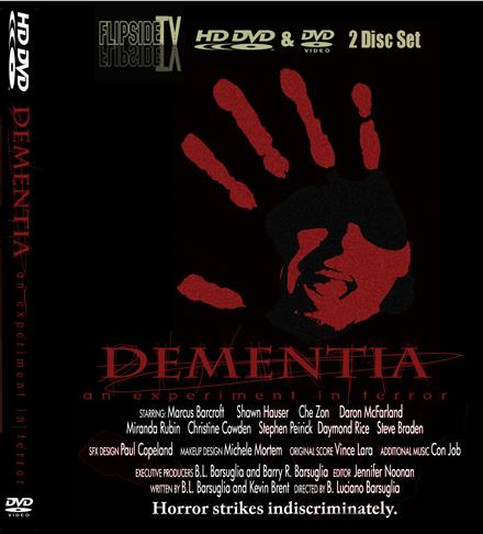 Dementia: An Experiment in Terror [Signature Series] 00007