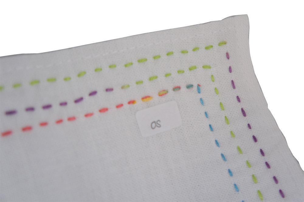Sashiko Dish Towel Set (Fukin Set) for DIY