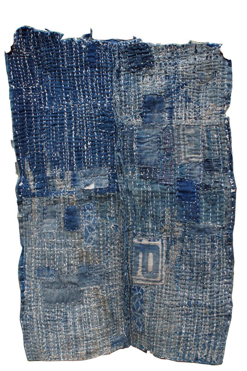 Boro Tapestry #002US | by Keiko Futatsuya BORO_002US