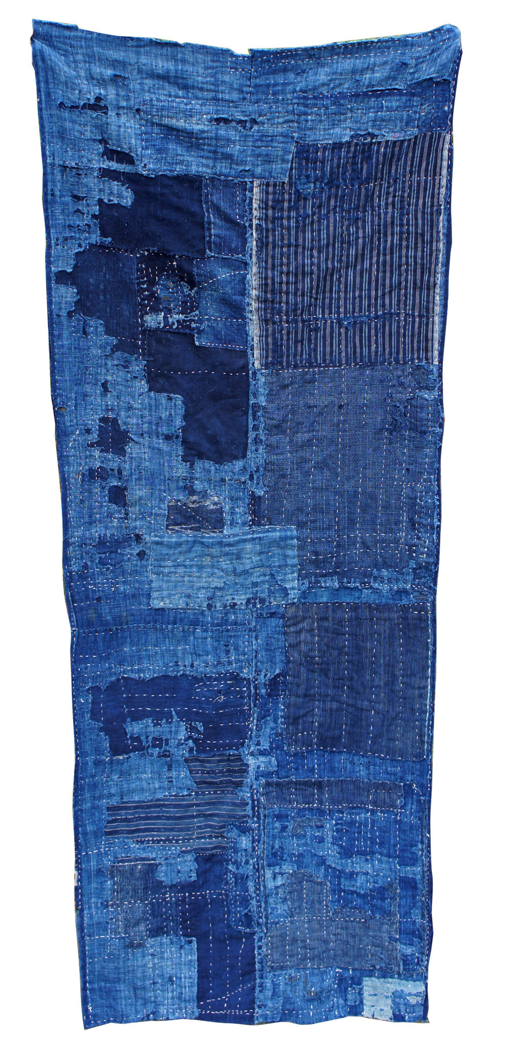 Boro Tapestry #001US | by Keiko Futatsuya BORO_001US