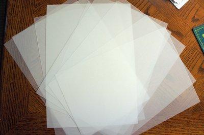 Mylar Paper