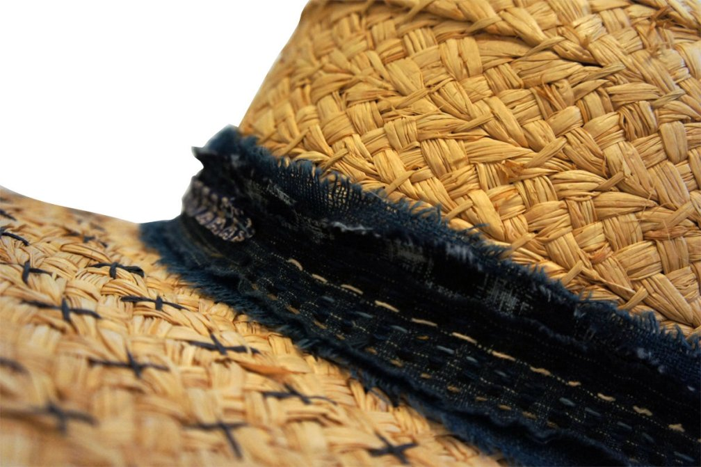 Sashiko Hat | Inspired by Boro Culture
