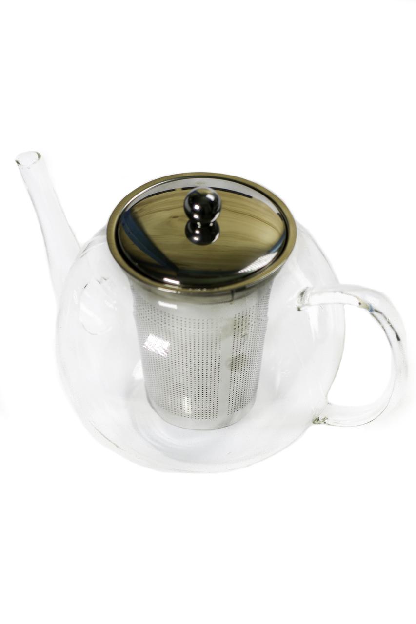 Glass Teapot Set 00035